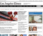 Hailing Web, Downsizing Print at the Los Angeles Times