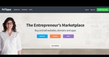 Flippa Entrepreneur Marketplace
