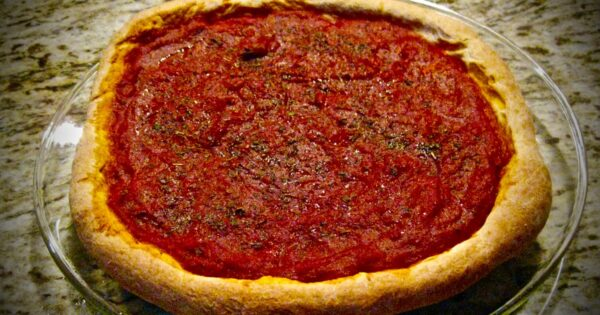 Ken's New Haven-Style Pizza Recipe