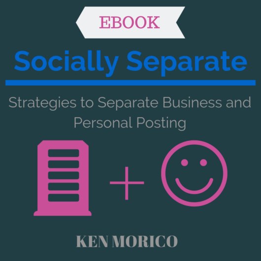 HOW TO: Separate Personal and Business with Facebook Pages